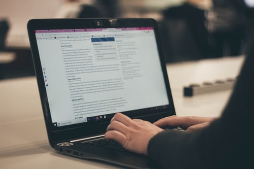 setting up the right content for seo